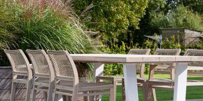 zestawy mebli ogrodowych